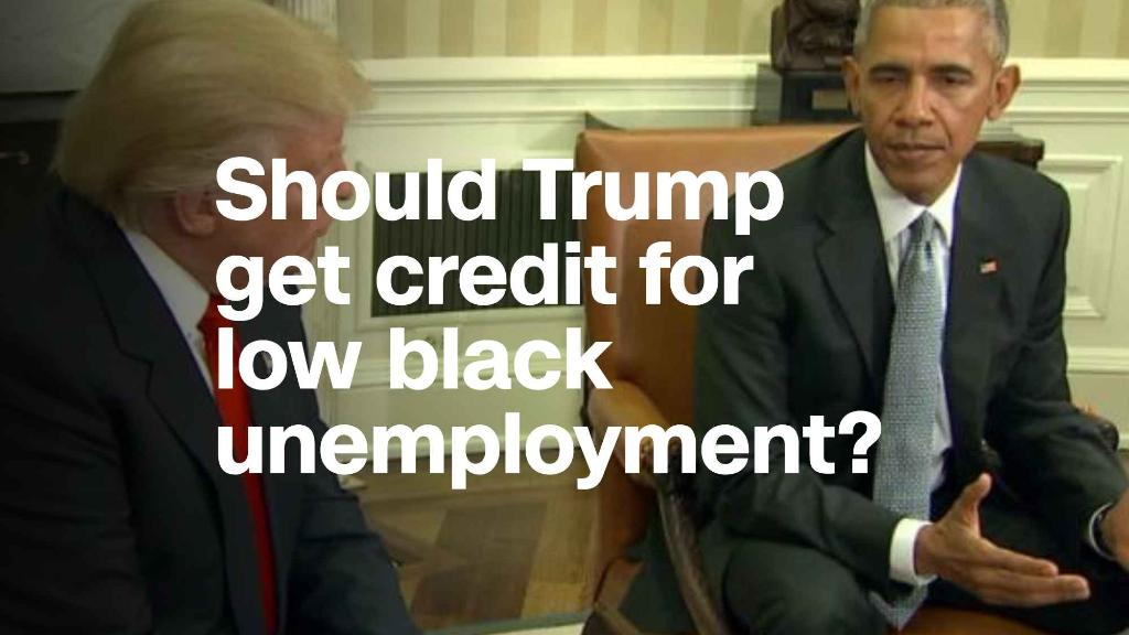 Black unemployment is at a record low, but there's more to it