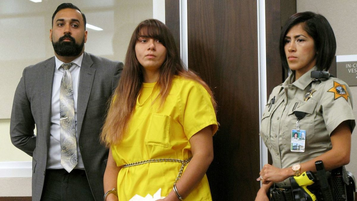 California teen who livestreamed crash that killed her sister is sentenced to prison