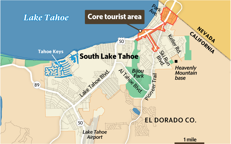 Tahoe rental limits are being felt all the way in Modesto
