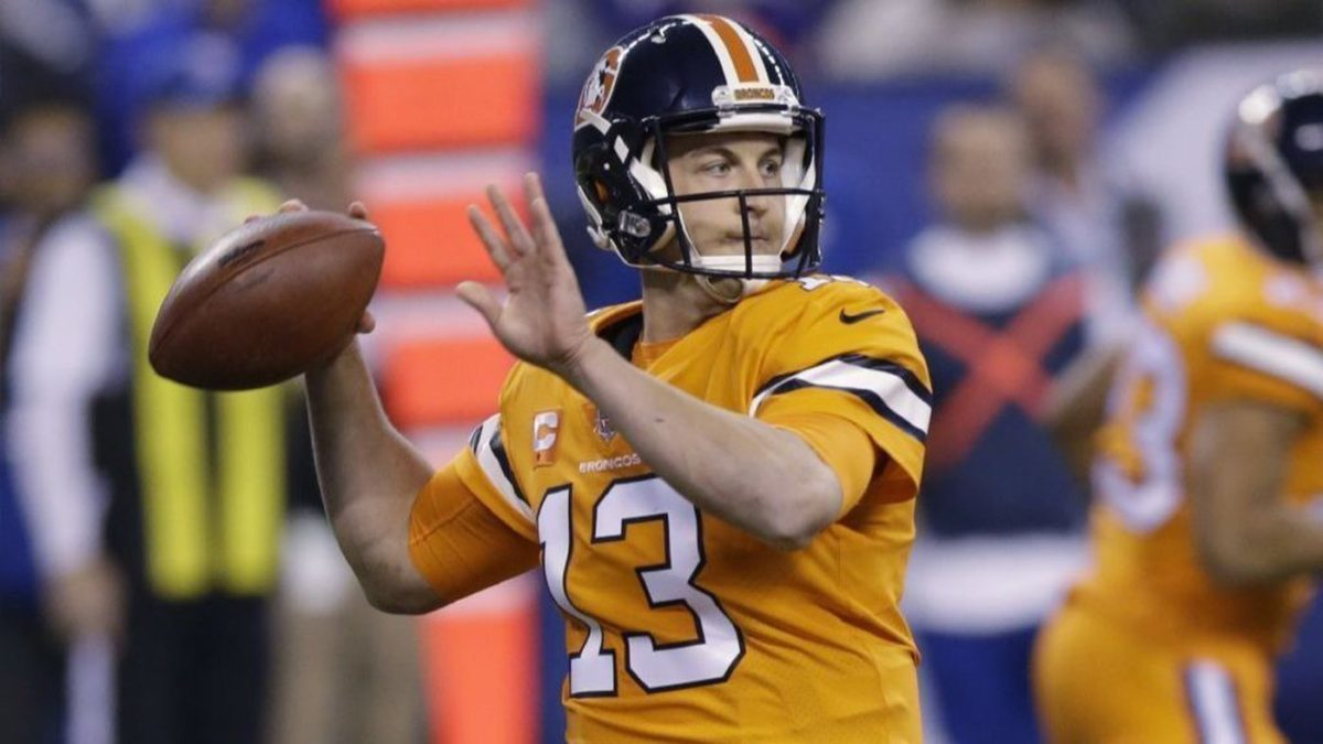 NFL: Vikings finish deal for quarterback Trevor Siemian