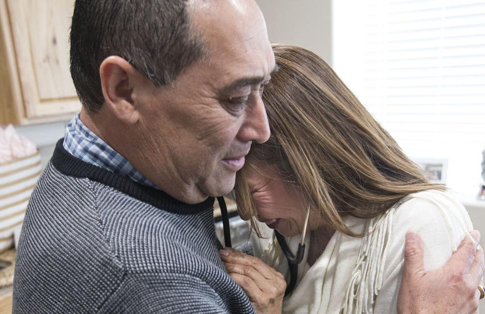 Families of heart donor and recipient meet, share sorrow and joy
