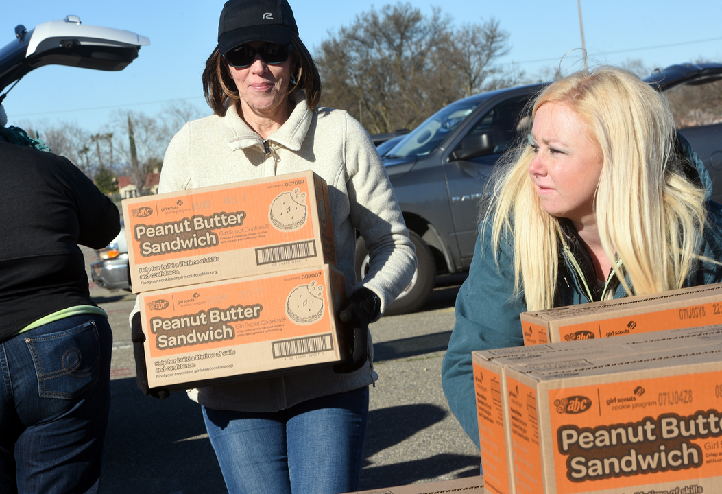 Girl Scout cookie fans in Stanislaus County: Your day has arrived