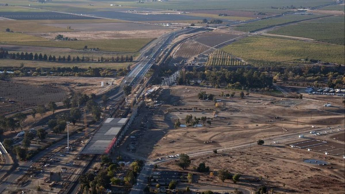 'Shocking' cut to California's troubled high-speed rail project solves some problems and creates others