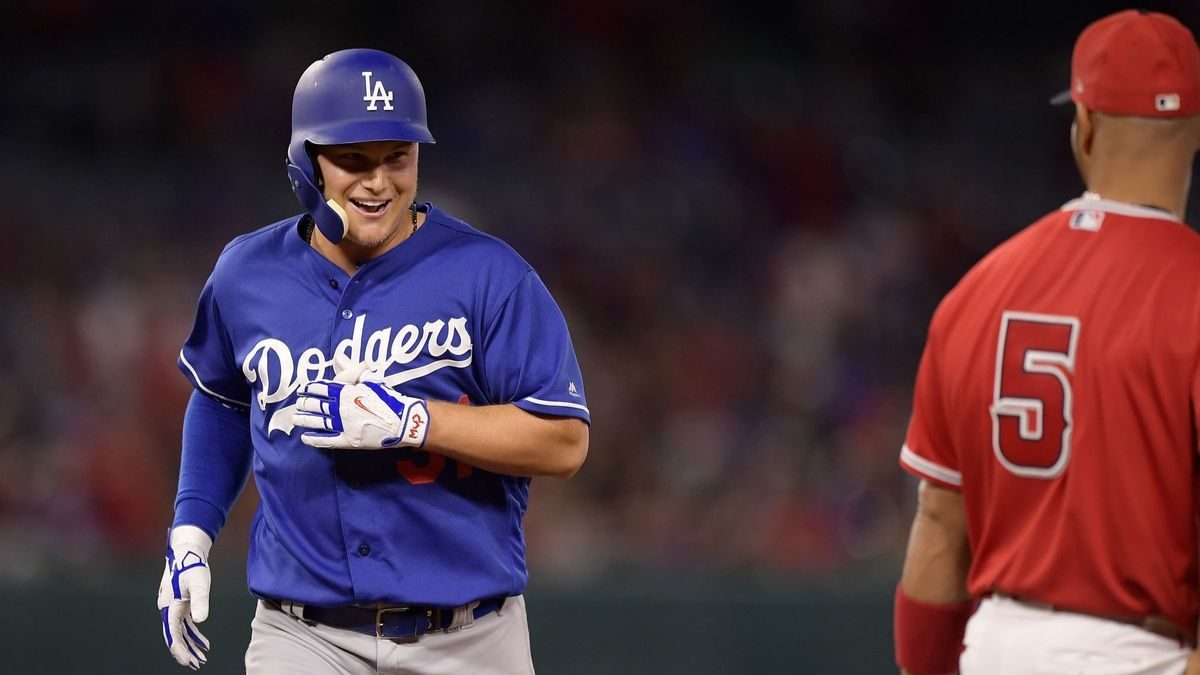 Freeway Series: Dodgers rally to victory against Angels as players long for season