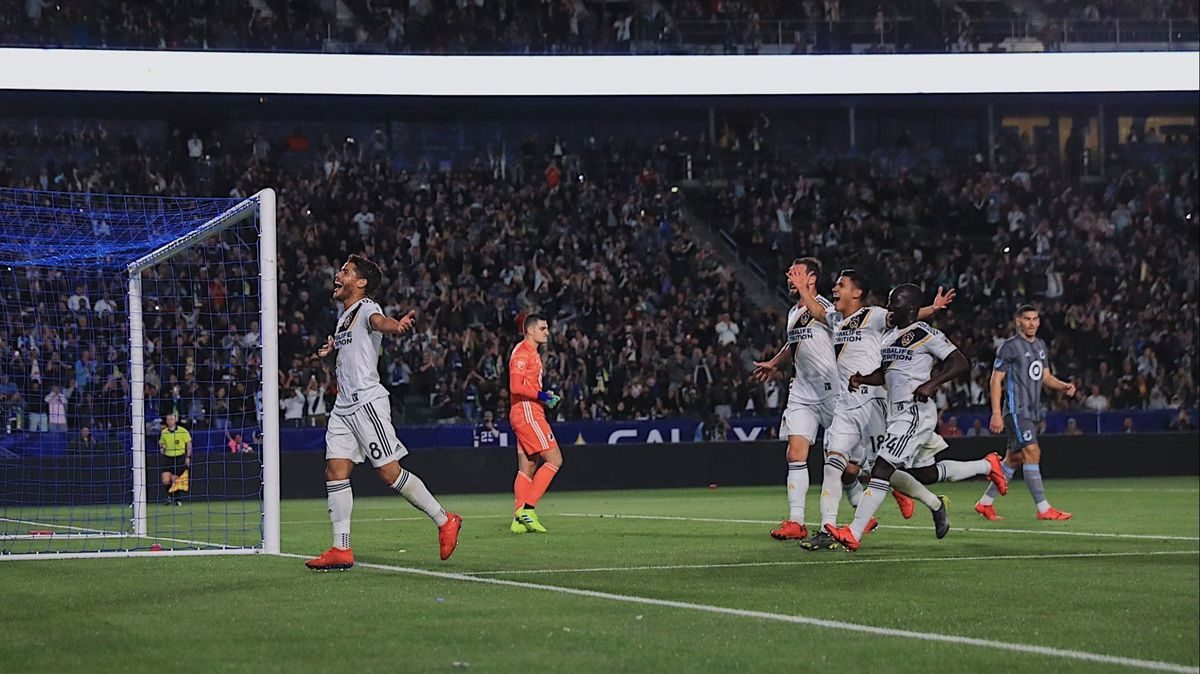 Galaxy defeat Minnesota 3-2 proving they can win without Zlatan Ibrahimovic