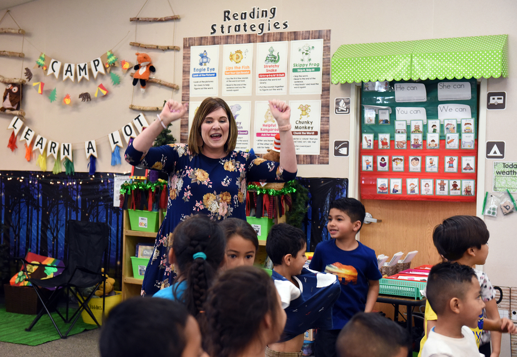 Half-day kindergarten long the norm. Why Modesto schools moving to keep kids all day
