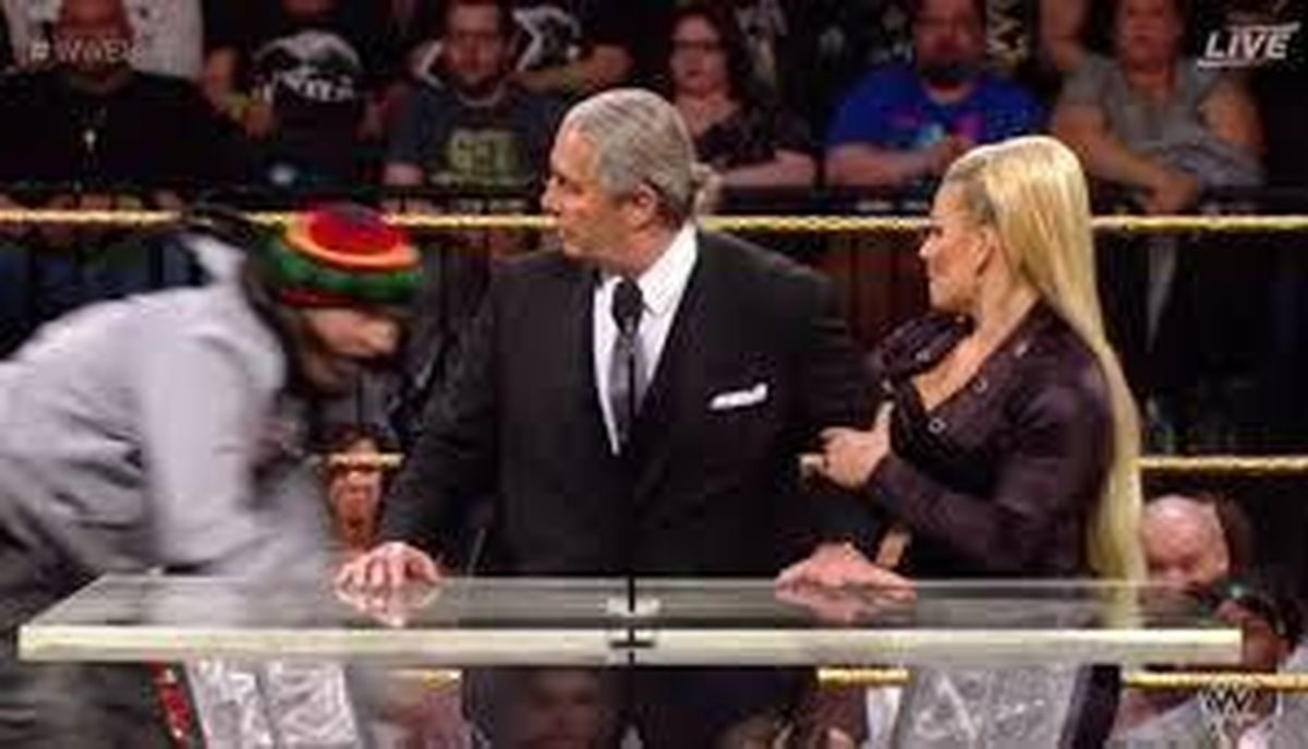 Bret Hart attacked at WWE Hall of Fame ceremony