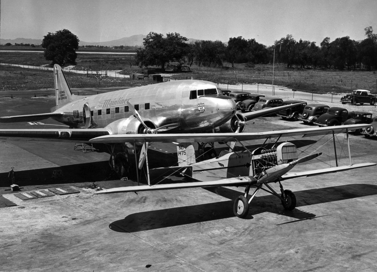 From the Archives: Western Air Lines celebrates its 20th anniversary