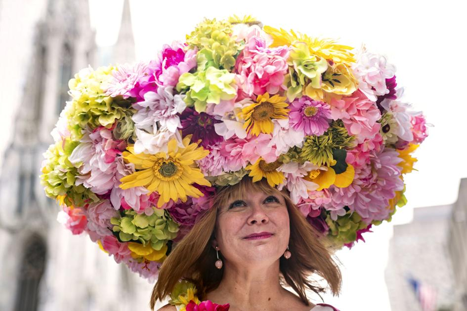 PHOTO GALLERY: Easter Parade and Bonnet Festival in New York City