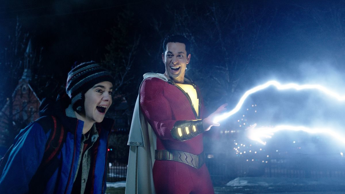 What the 'Shazam!' post-credits scene means