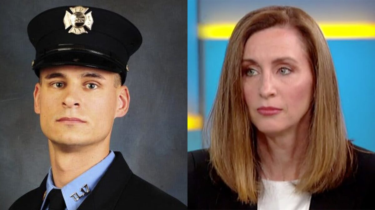 Gold Star widow discusses husband's ultimate sacrifice ahead of Memorial Day