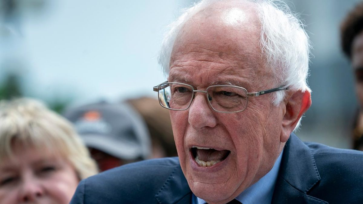 Sanders rips Trump over escalating tensions with Iran, says war would be 'disaster'