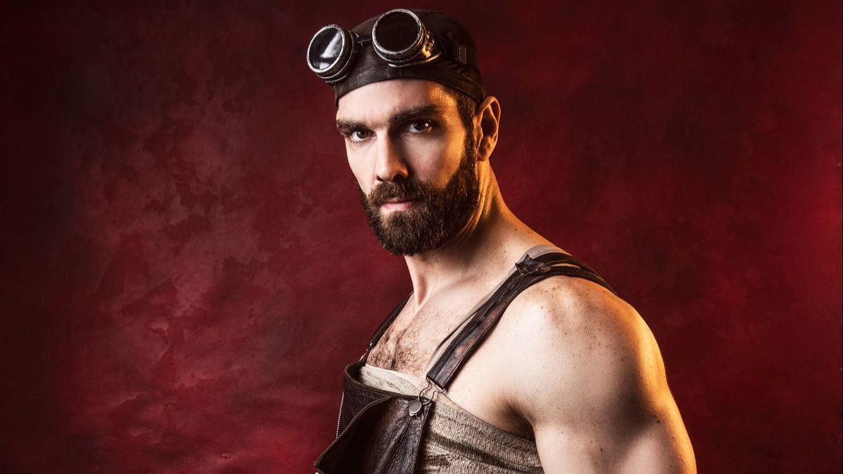A breakout star of 'Hadestown' and the chorus boys who steal the show