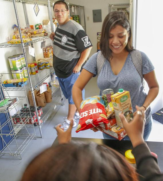 CSUB Food Pantry to continue helping food insecure students during the summer