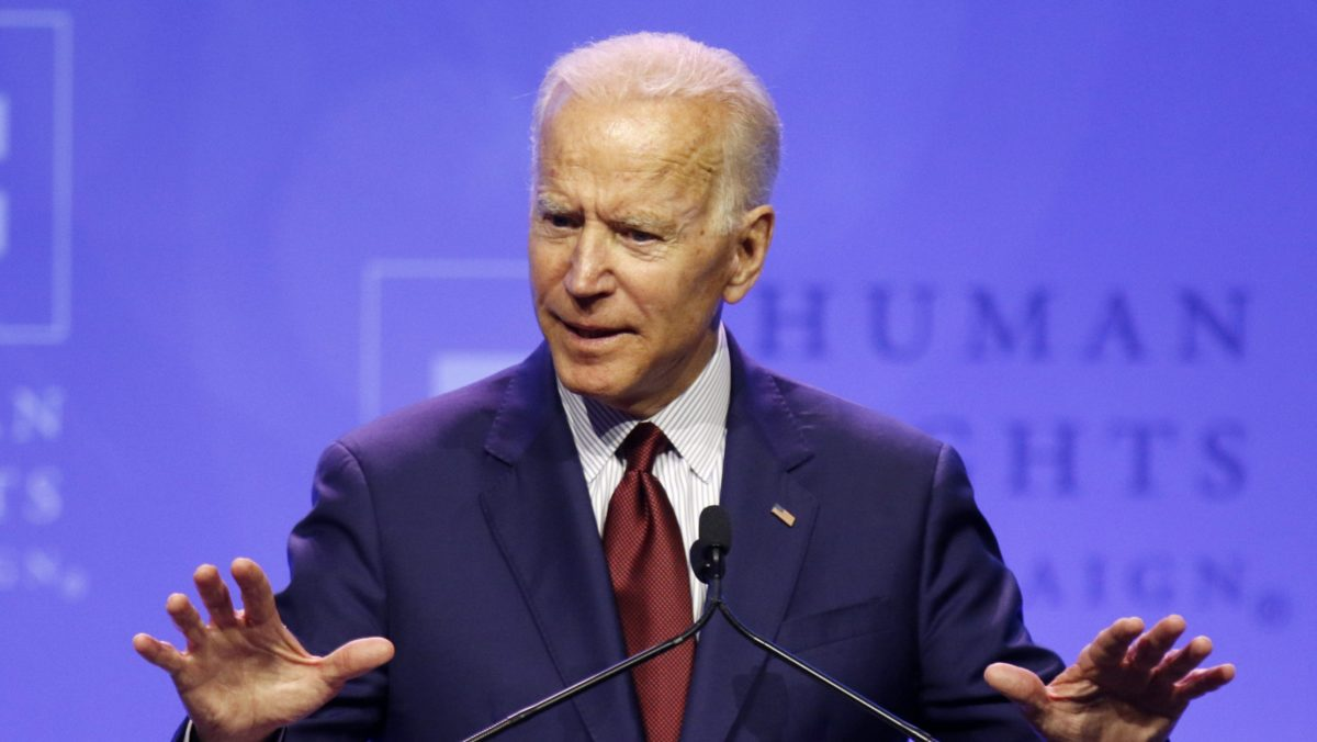 Joe Biden slammed by editor of democratic socialist magazine: 'A Biden victory is not preordained'