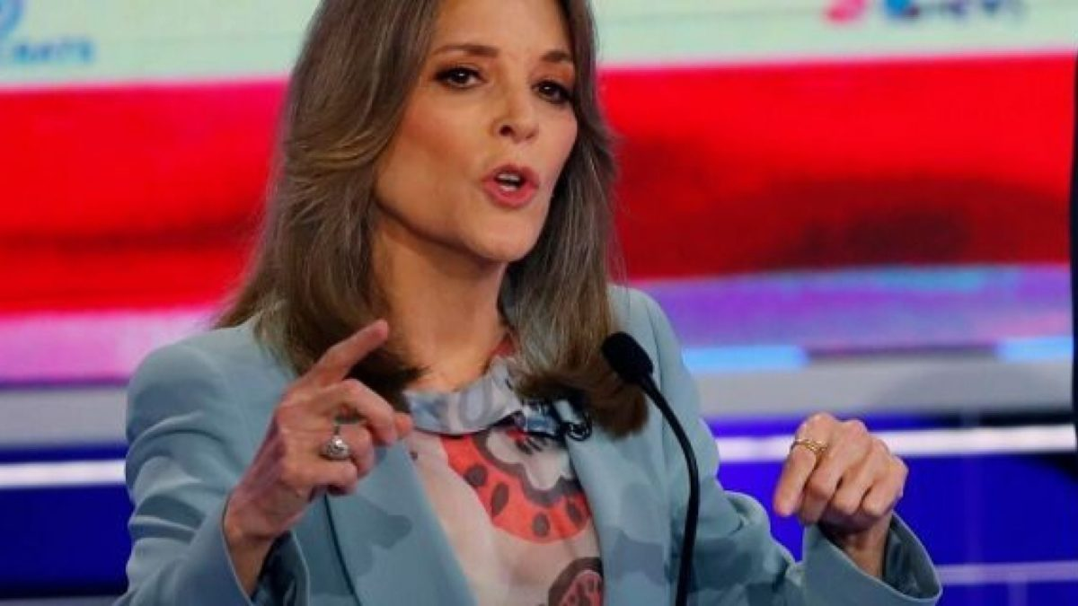 Marianne Williamson wants to be taken seriously at next debate