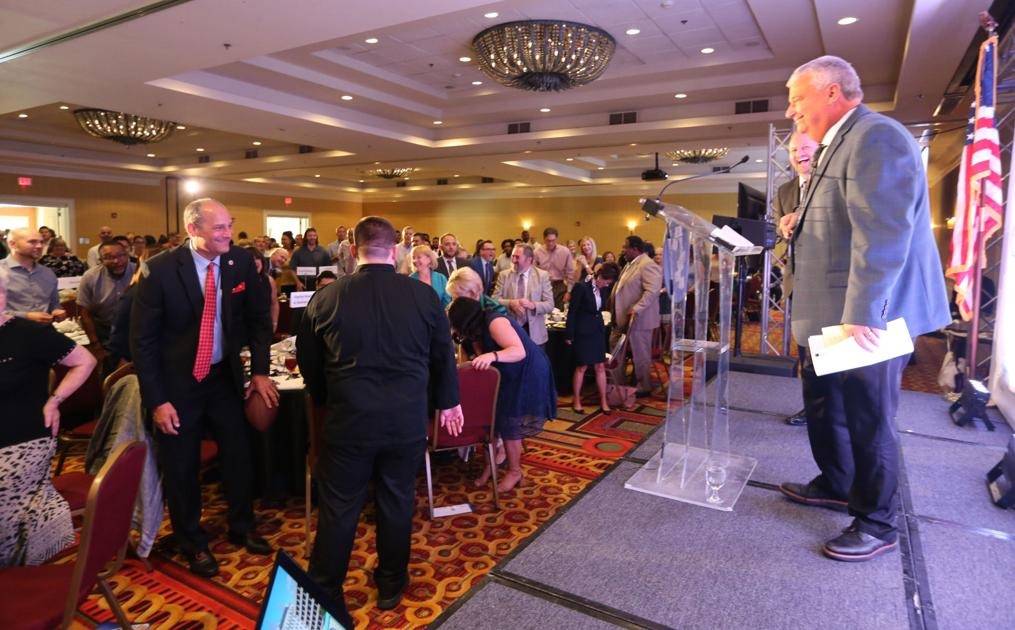 Tandy's final State of the City luncheon highlights law enforcement, homelessness