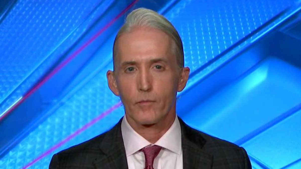 Trey Gowdy: Unless Mueller 'fumbles,' not much will be learned from testimony