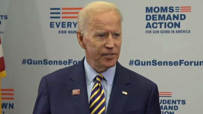 Joe Biden heaps praise on GOP during Massachusetts fundraiser