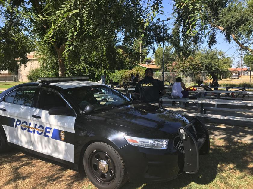 Police have limited enforcement powers to deal with those who camp in city parks