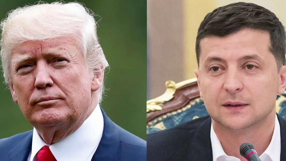 Trump's UN meeting with Ukraine president still on despite 'whistleblower' story: reports