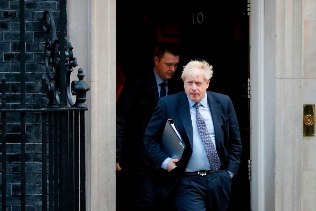 Boris Johnson brings his new Brexit deal to a vote in emergency Saturday sitting