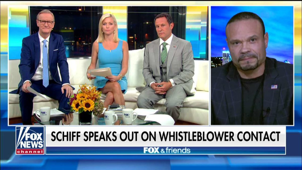 Dan Bongino: Most of media refuses to call out Adam Schiff's false claims