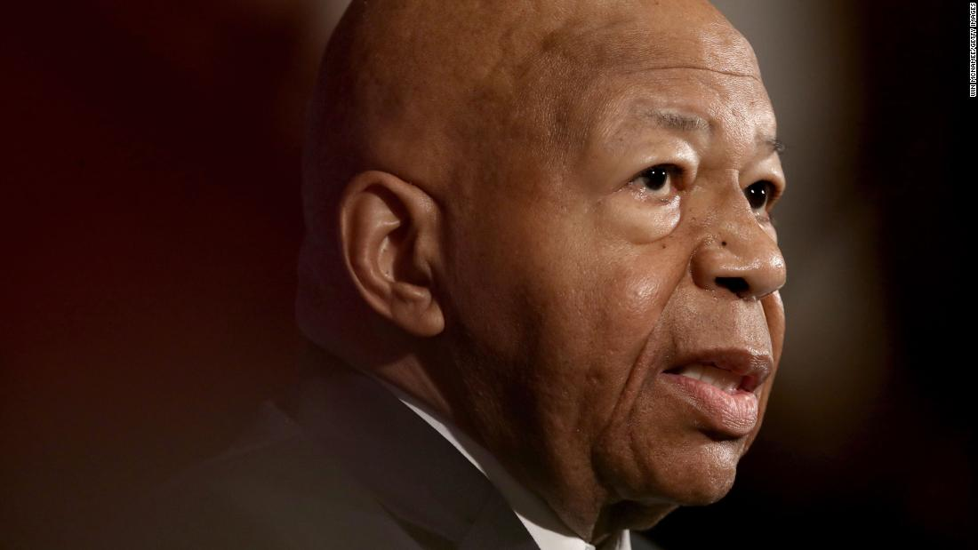 Lawmakers on both sides honor Cummings