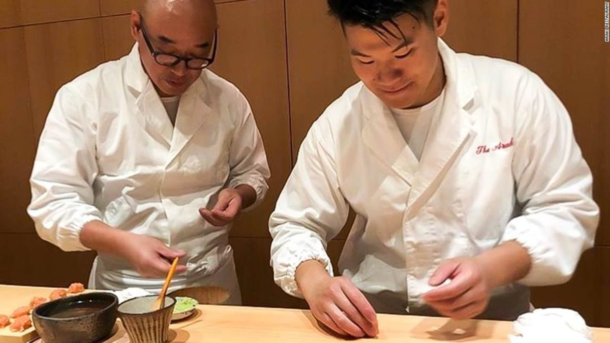 Restaurant stripped of its three Michelin stars