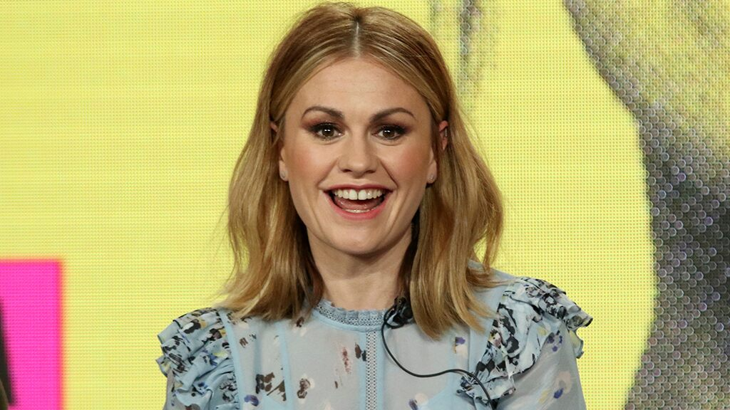 Anna Paquin says she's 'incredibly happy' with seven-word role in 'The Irishman'