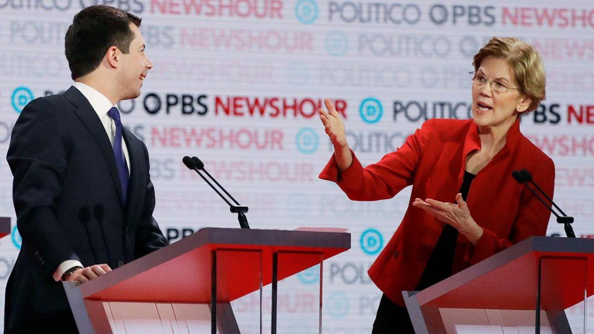 Warren's history of consulting, fundraising haunts bid to shame Buttigieg