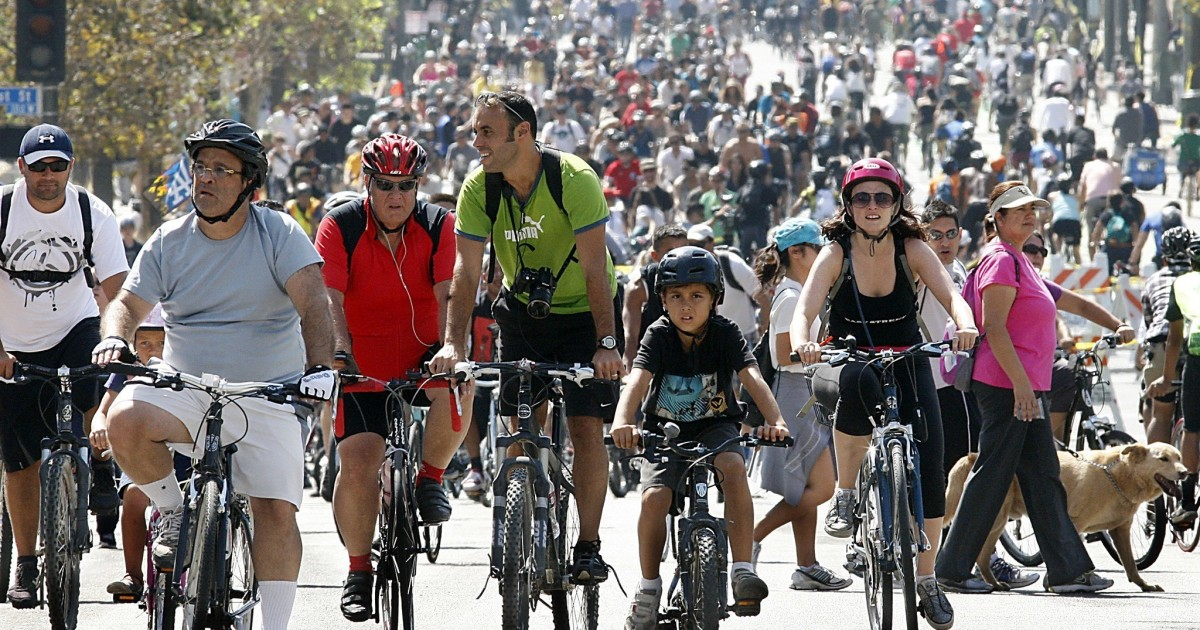 CicLAvia open streets festival comes to South L.A. on Sunday