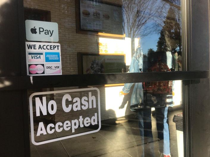 Many low-income Californians don't use credit cards. Should stores be required to accept cash?