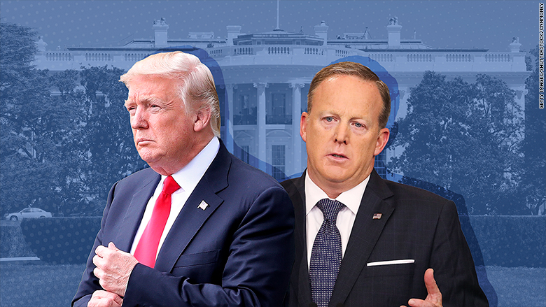 Five months into Trump's presidency, his staff and the press think the other side is acting in bad faith