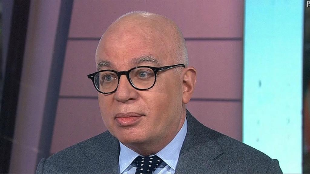 Michael Wolff says he appreciates the promotion from President for his tell-all book amid White House attacks