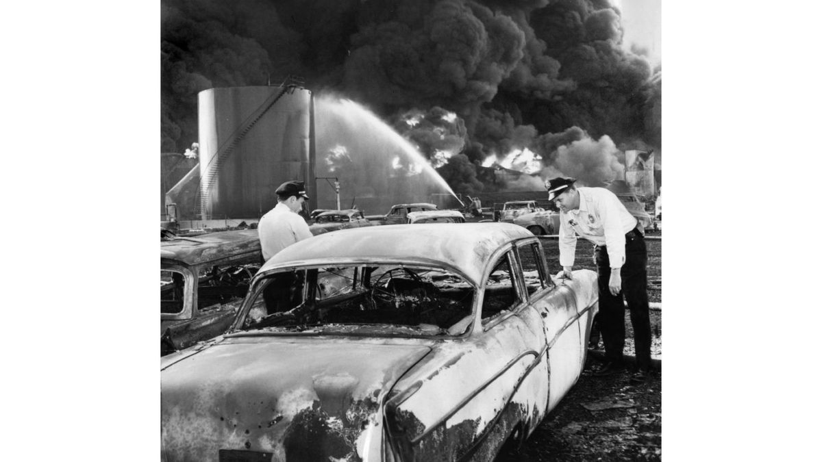 From the Archives: Fatal blasts at Signal Hill refinery in 1958