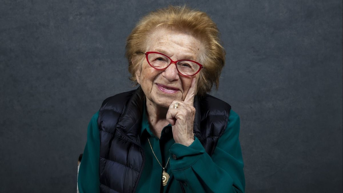 Dr. Ruth is 90.5 and living her best life, but an Oscar would be nice