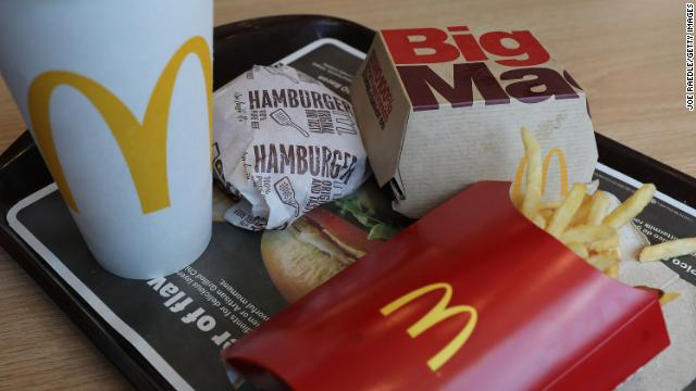 More people are going to McDonald's. Here's why.