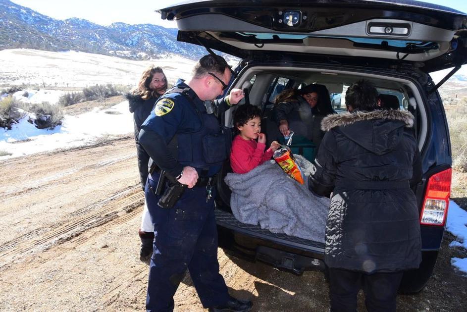 Missing child, who does not speak, found safe in Tehachapi