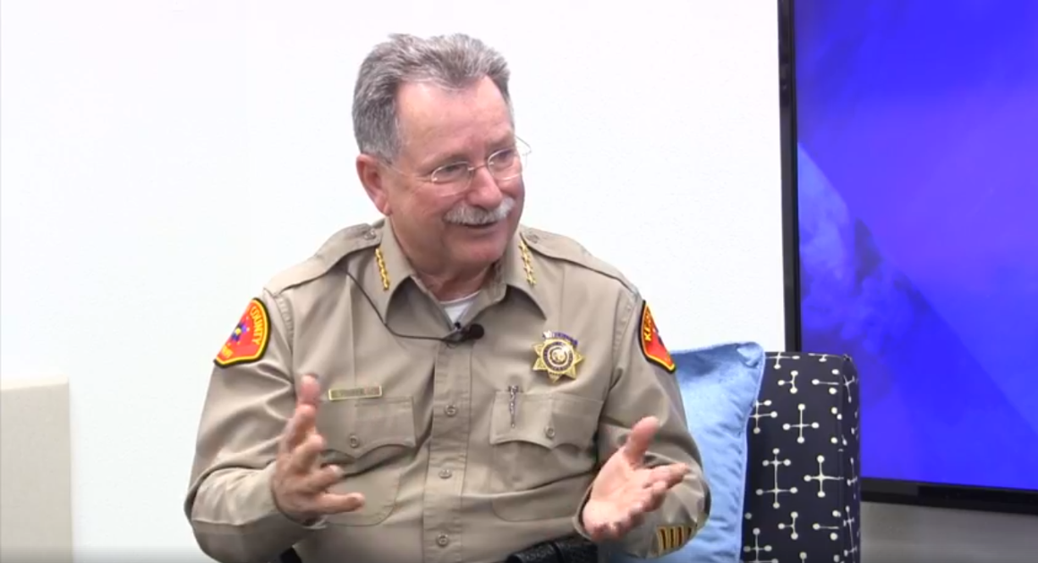 'One on One': Of 2,000 KCSO candidates only 6 remain, Youngblood says