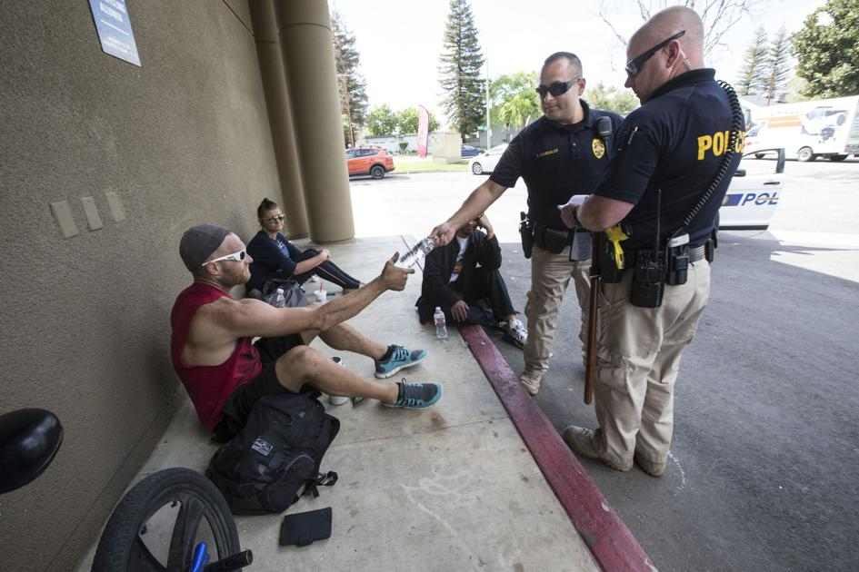Could police foot patrols help problems plaguing downtown Bakersfield?