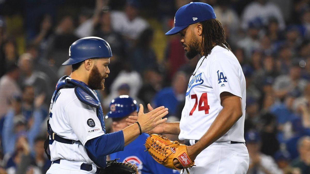 Dodgers closer Kenley Jansen uses setback as motivation