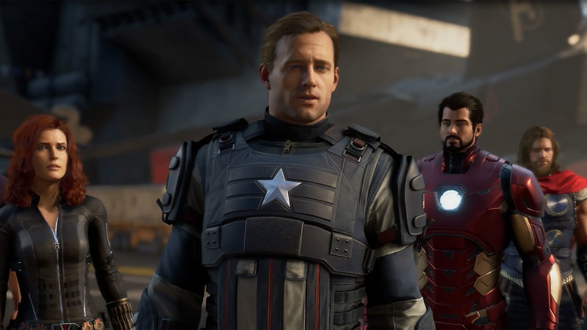 E3 2019: The game studio behind 'Marvel's Avengers' knows you're unhappy. What's next?