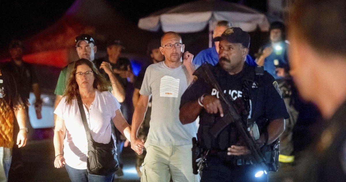 Gilroy Garlic Festival gunman used a rifle banned in California, officials say