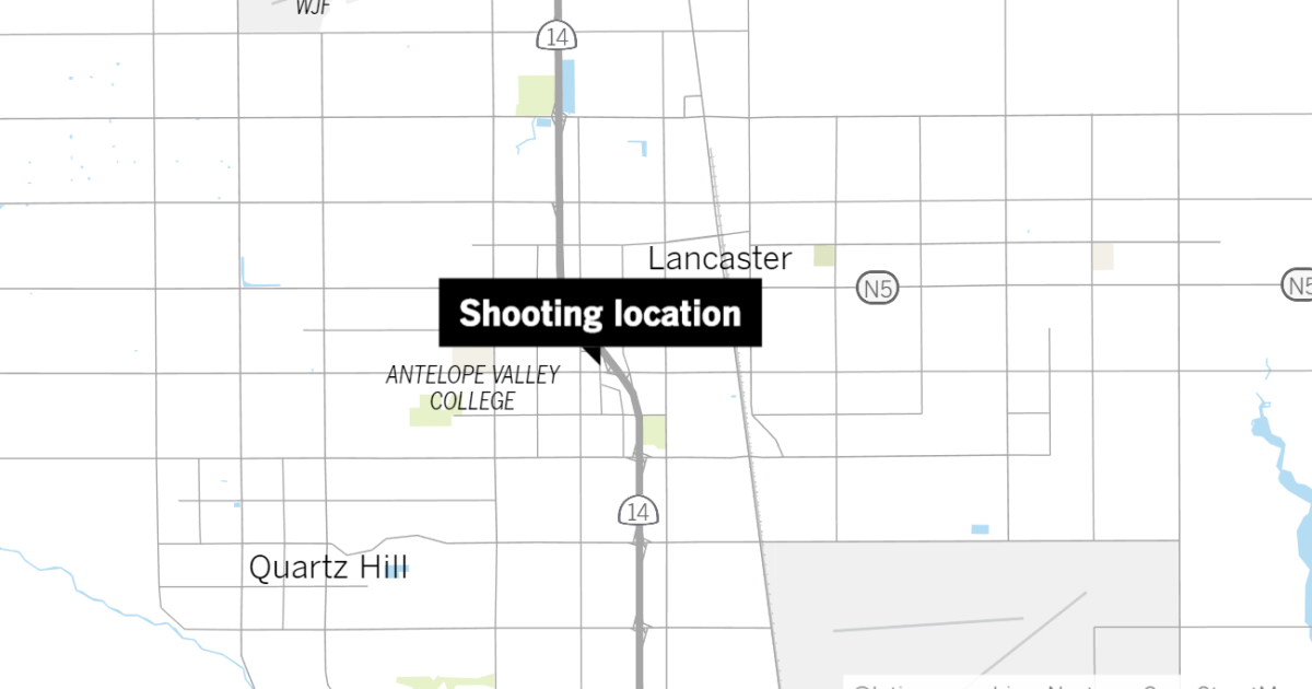 Teenage girl shot and killed in Lancaster