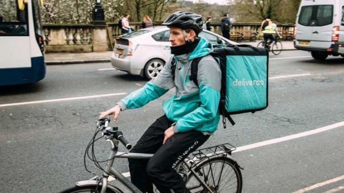 Food-delivery service's TV ad banned for being 'likely to mislead'