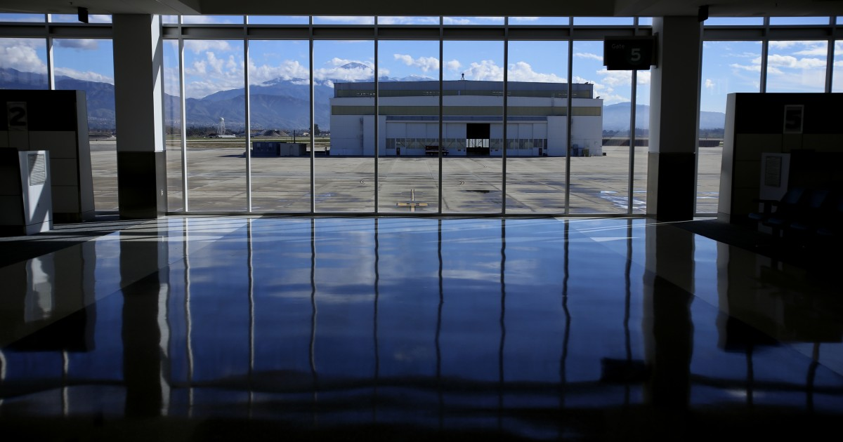 San Bernardino airport cargo expansion is approved in a sudden vote