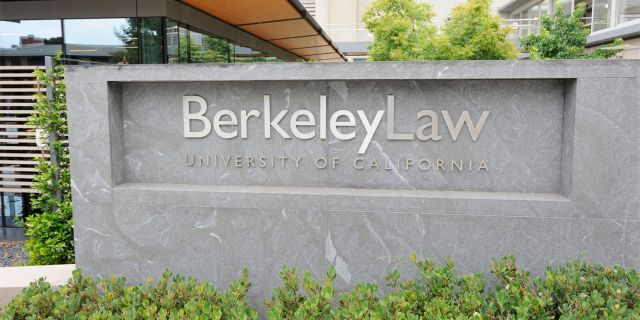 UC Berkeley removes 'Boalt Hall' name from law school after discovery of namesake's racist speech