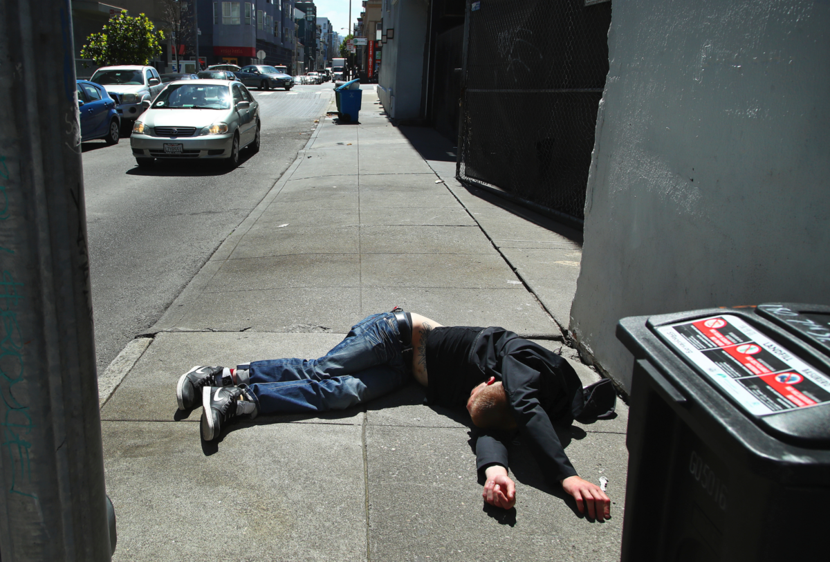 Homelessness in San Francisco: Here are the statistics