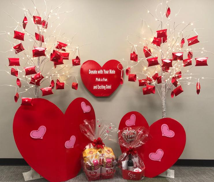 Houchin Community Blood Bank to host three day 'Sweetheart Date Night' event